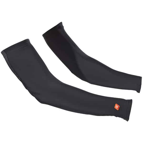 De Marchi Arm Warmers Black