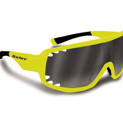 Selev Mask HD13 Yellow Glasses